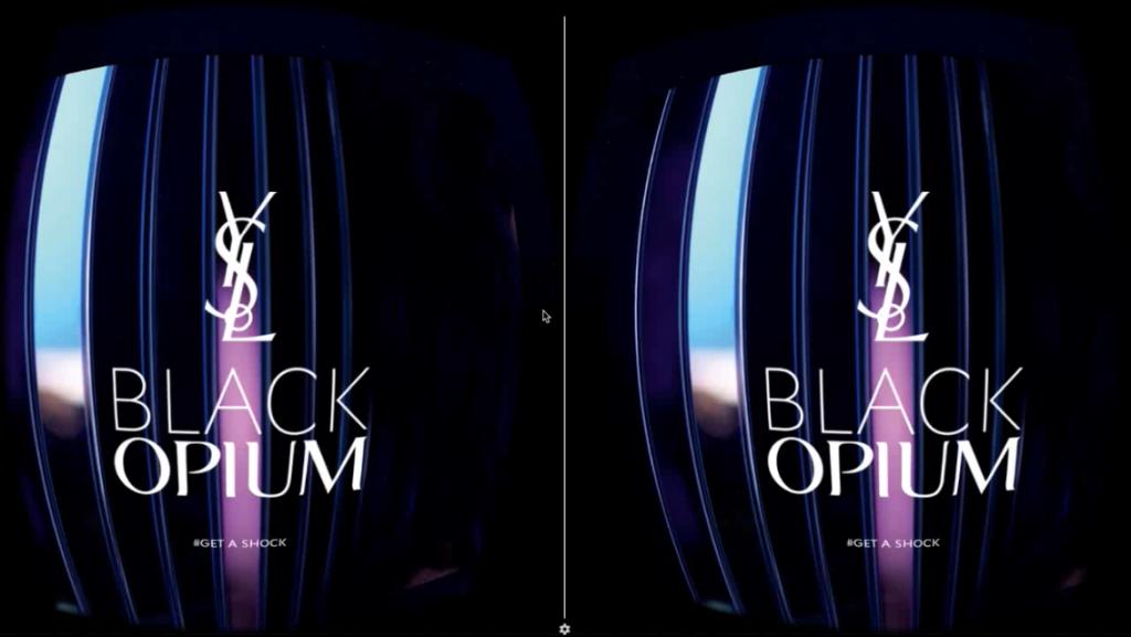 YSL Black Opium Experience