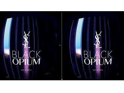 Experiencia YSL Black Opium